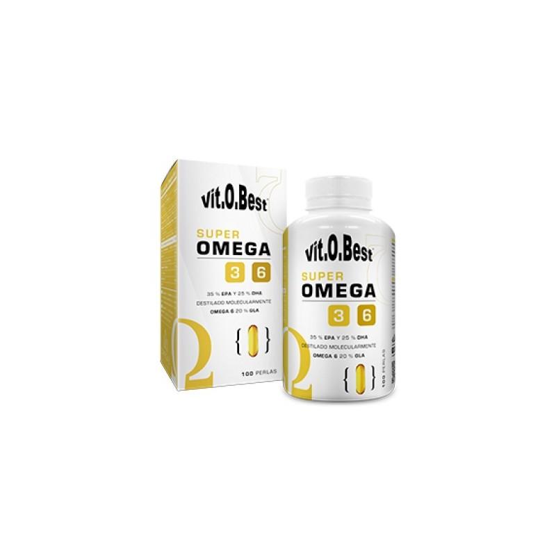 Super Omega 3-6 100 perlas
