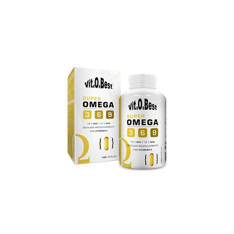 Super Omega 3-6-9 100 perlas