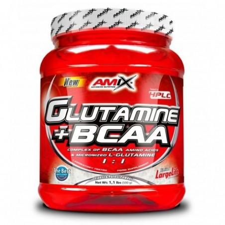 AMIX GLUTAMINA - BCAA 1000 GR