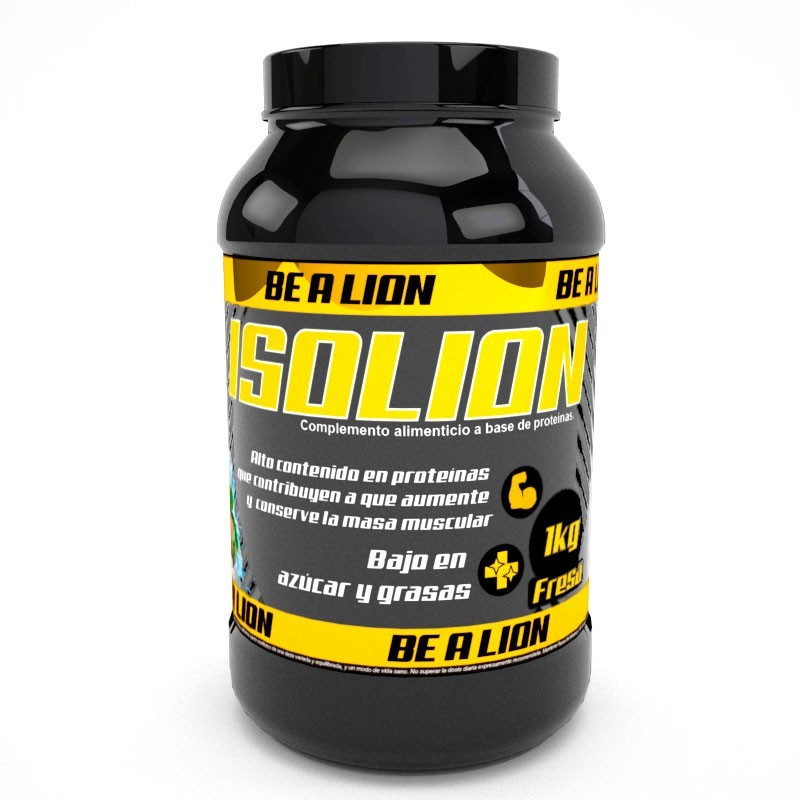 BE A LION ISOLION 1 KG