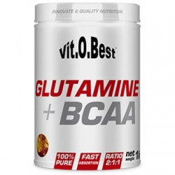 Glutamina + BCAAS 1 Kg