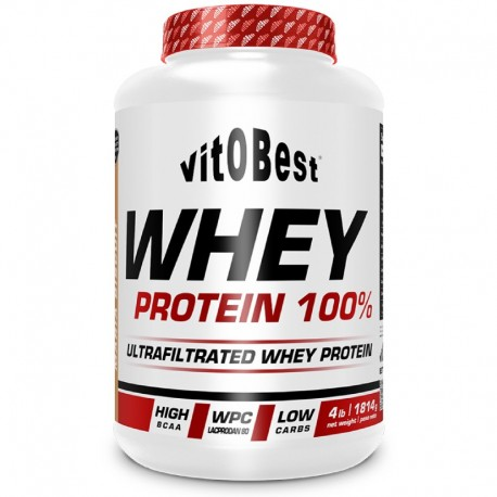 Whey Protein 100%  4lb