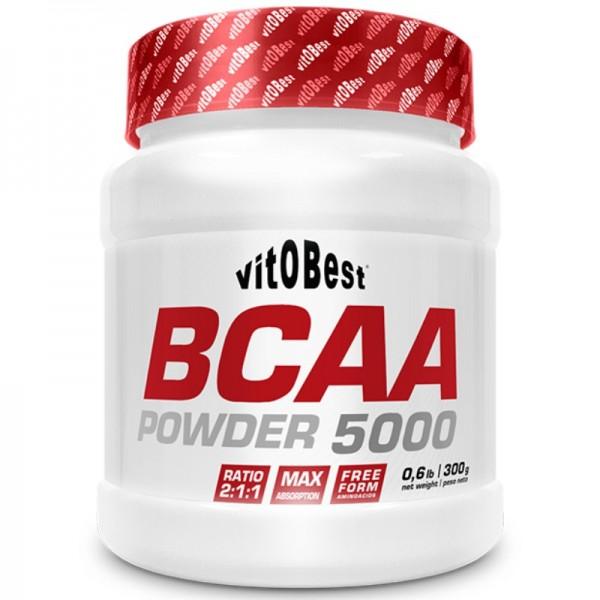 BCAA 5000 Powder Neutro 300 gs