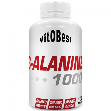 Beta-Alanine 1000 100Triplecáps