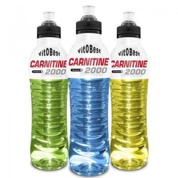 Carnitine 2000 500 ml caja...