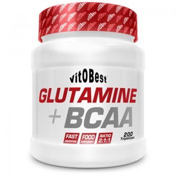 Glutamine+BCAA TripleCaps