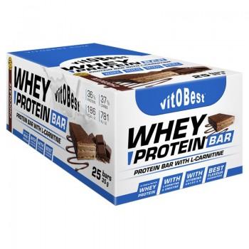 Whey Protein BAR caja 25...