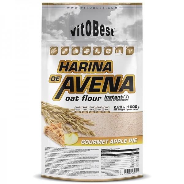 Harina de Avena 1 Kg sabores