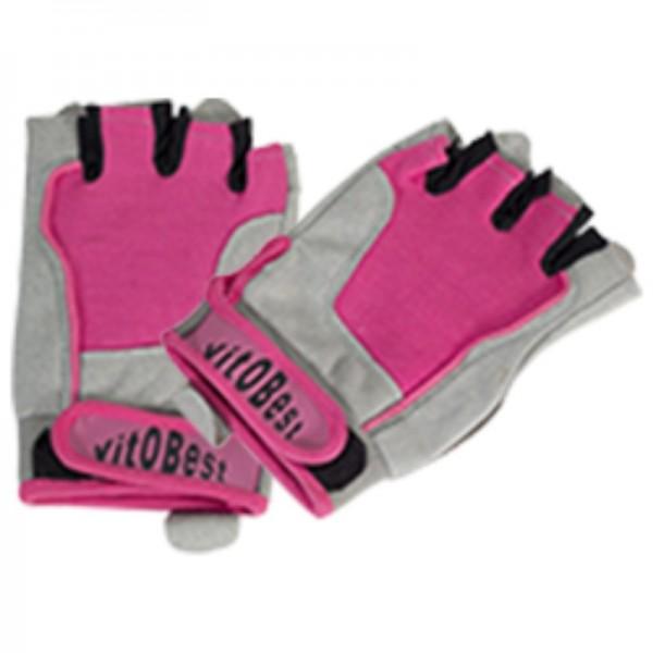 Guantes pink
