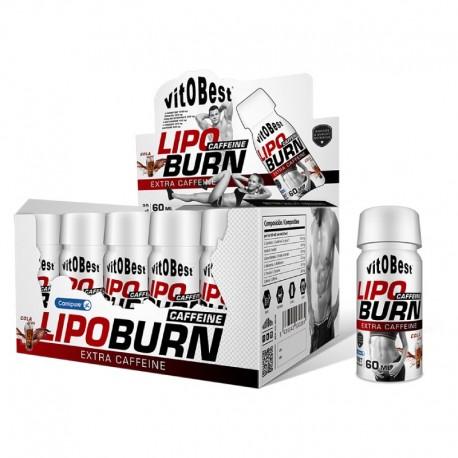 LipoBurn Caffeine Viales