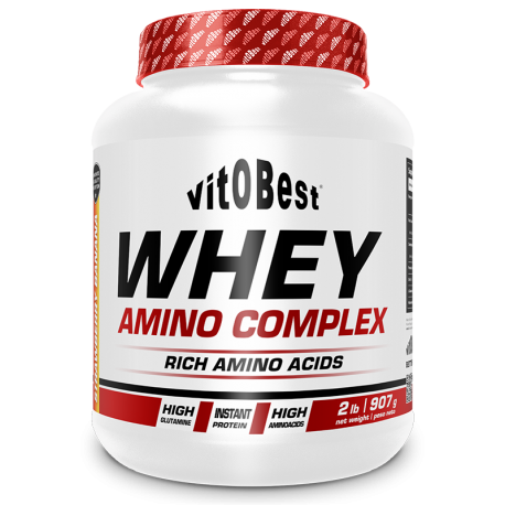 Whey Amino Complex  4lb