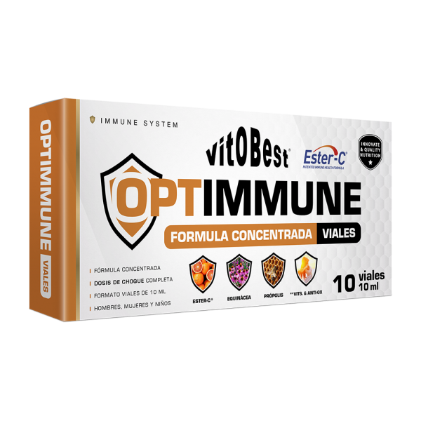 OPTIMMUNE 10 viales