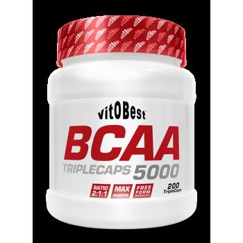 BCAA 5000 - 200 TripleCaps.