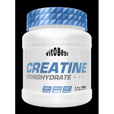 CREATINE MONOHYDRATE POWDER 500 g