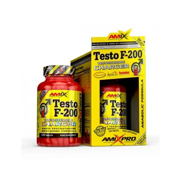 Testo F-200® 100 tabletas