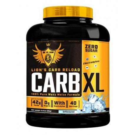CARB XL - 2kg - Con Electrolitos
