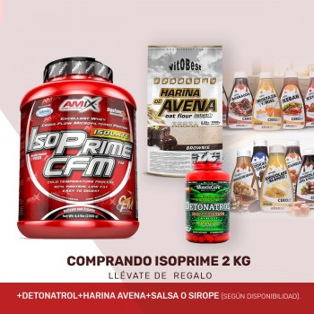 PACK ISOPRIME 2 KG + REGALOS