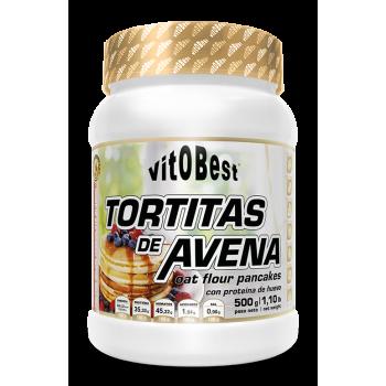 TORTITAS DE AVENA 500 Gr