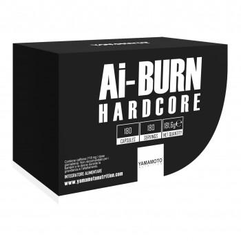 AI-BURN® HARDCORE 90 cápsulas