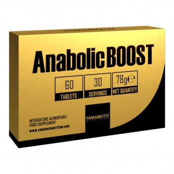 AnabolicBOOST 60 comprimidos
