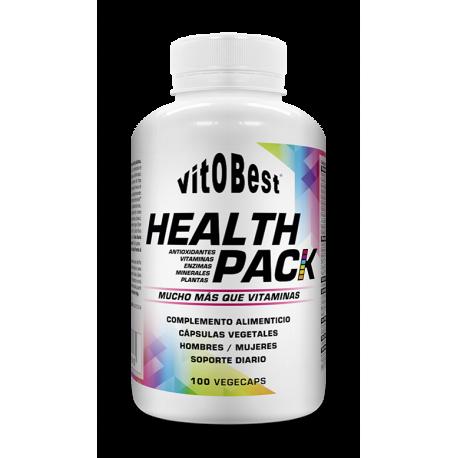Health pack 100 Vegecaps