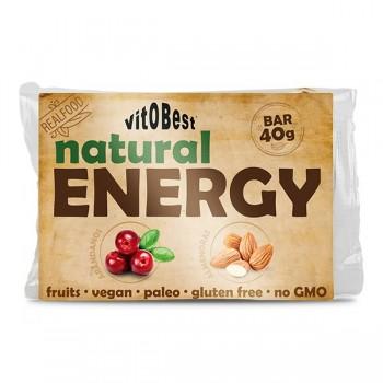Natural Energy Bar barrita...