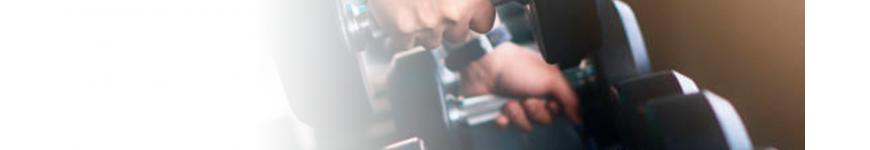 Comprar accesorios fitness y para entrenamiento